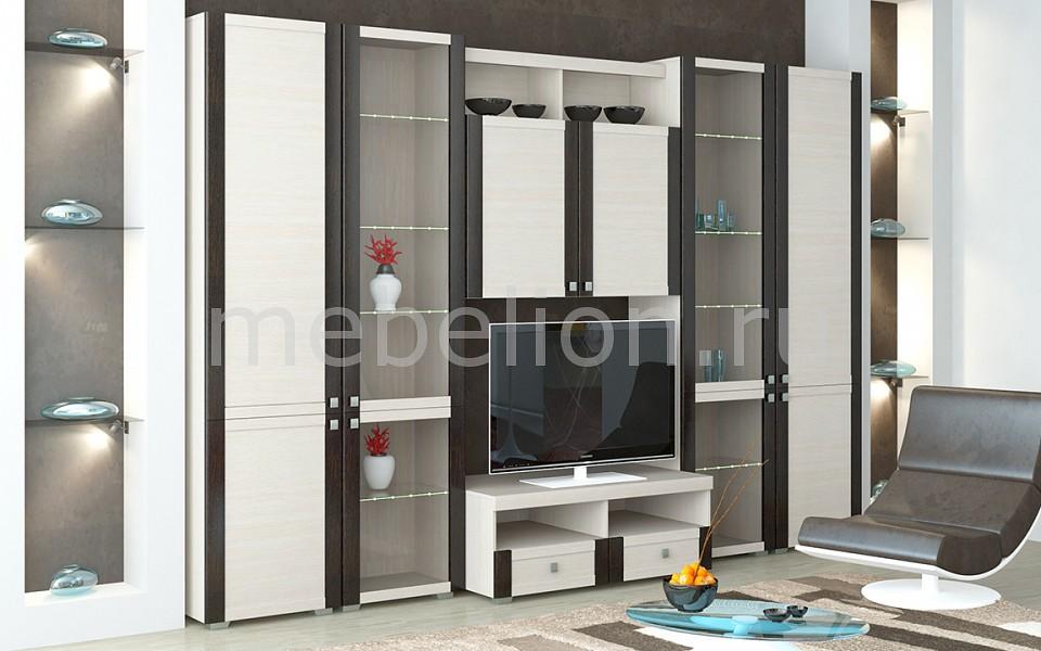 Стенка для гостиной Мебель Трия