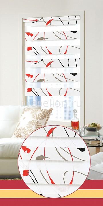 Рулонная штора Garden (50х160 см) 1 шт. 4342 развивающий коврик biba toys happy garden 100 100 см gd053