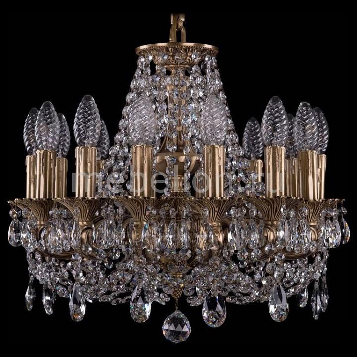 подвесная люстра bohemia ivele crystal 1707 12 125 a fp k701 Подвесная люстра Bohemia Ivele Crystal 1707/14/125/C/FP