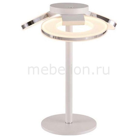 Настольная лампа IDLamp 399/3T-LEDWhitechrome 399
