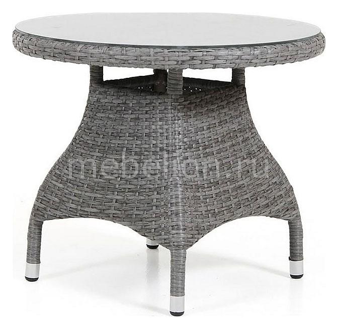 Стол для сада Brafab Стол журнальный Ninja 35677-73 серый стол для сада brafab стол журнальный venus 10536 51