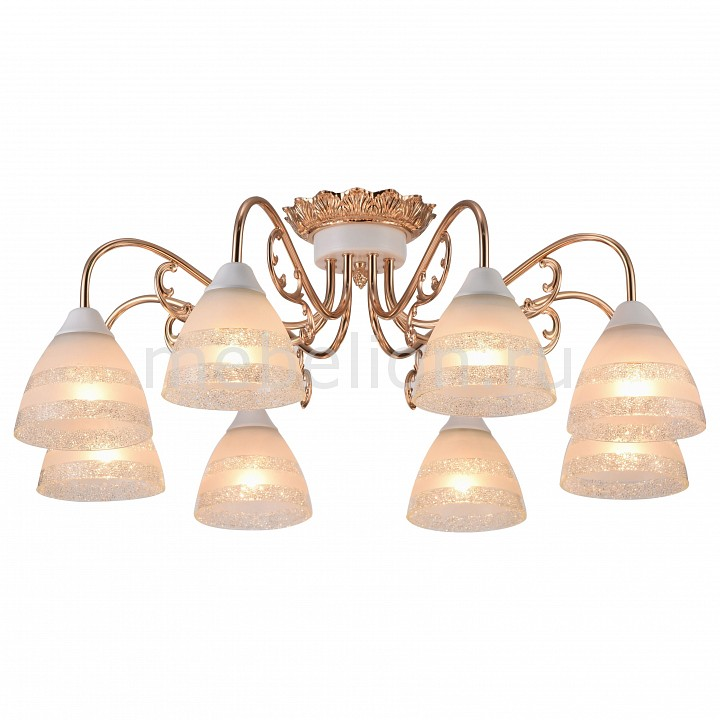 Потолочная люстра Arte Lamp 7072 A7072PL-8WG arte lamp a9395lm 8wg