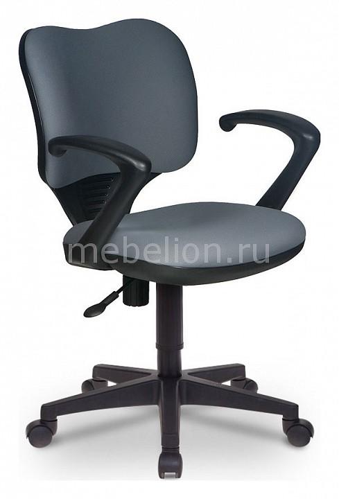 Кресло компьютерное Бюрократ Бюрократ CH-540AXSN-Low серое
