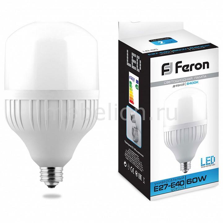 Лампа светодиодная Feron Saffit LB-65 E27-E40 220В 60Вт 6400K 25782