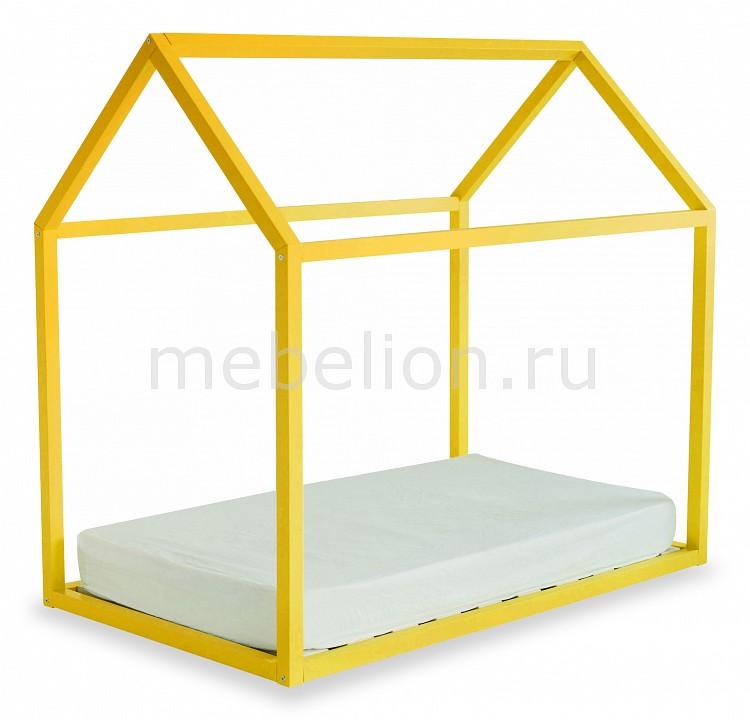 Кровать Anderson Дрима Base field base желтый 5xl