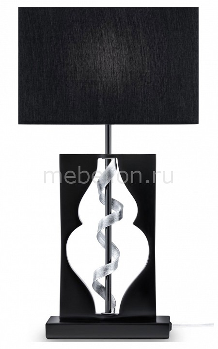 Настольная лампа декоративная Maytoni Intreccio ARM010-11-R