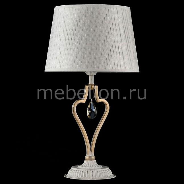 где купить Настольная лампа декоративная Maytoni Enna ARM548-11-WG по лучшей цене