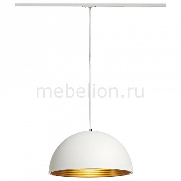 Подвесной светильник SLV Forchini M 143931 велошлем giro foray m 55 59см mat wht slv матовый белый с серым gi7053271