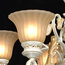 Подвесная люстра Chiaro 621010106 Лоренцо 1