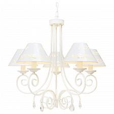 Подвесная люстра Arte Lamp A2050LM-5WG Scrittore