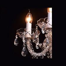 Подвесная люстра MW-Light 367012606 Каролина