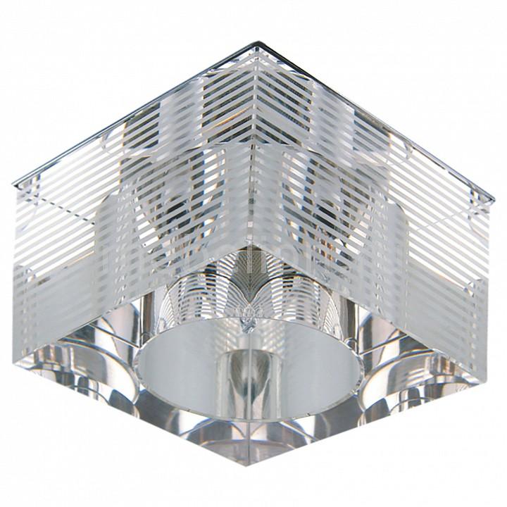 Купить Встраиваемый светильник Qube 004055, Lightstar, Италия
