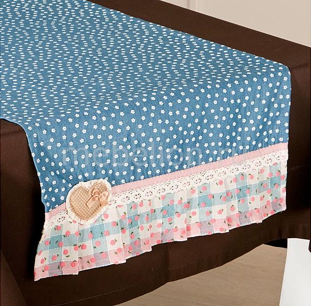 Салфетка АРТИ-М Джинсовое сердце полотенце для кухни арти м джинсовое сердце