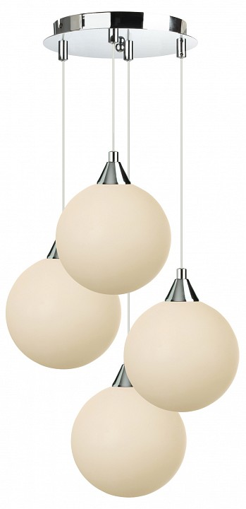Подвесной светильник 33 идеи PND.101.04.01.CH+S.01.BG(4) подвесной светильник 33 идеи pnd 101 01 01 ab co2 t003