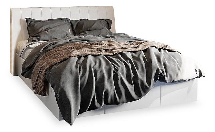 Купить Кровать двуспальная Адель СМ-300.01.13(5), Мебель Трия, Россия