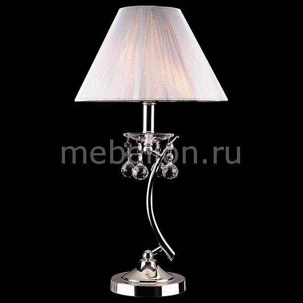 Купить Настольная лампа декоративная 1087/1 хром/серебристый Strotskis, Eurosvet, Китай