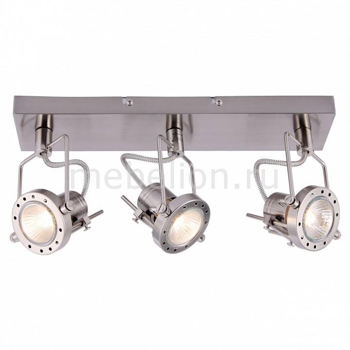 Спот Arte Lamp Costruttore A4300PL-3SS цена