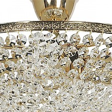 Люстра на штанге Arti Lampadari Stella E 1.3.30.505 G Stella