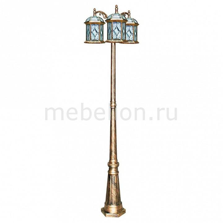 Фонарный столб Feron Витраж с ромбом 11342 фонарный столб feron витраж с ромбом 11340