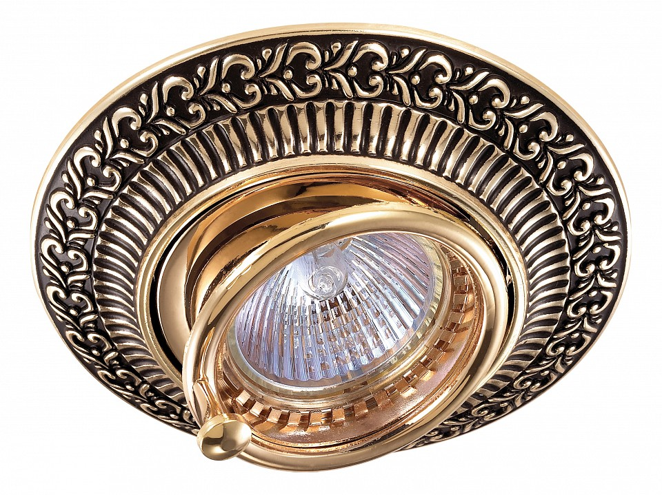 Встраиваемый светильник Novotech 370017 Vintage
