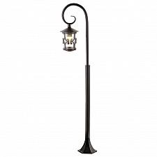 Наземный высокий светильник Arte Lamp Persia 1 A1456PA-1BK