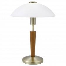 Настольная лампа Eglo декоративная Solo 1 87256