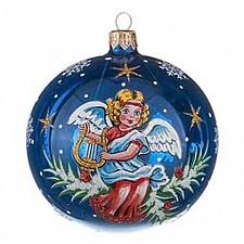 Елочный шар (9 см) Ангелочек 860-435