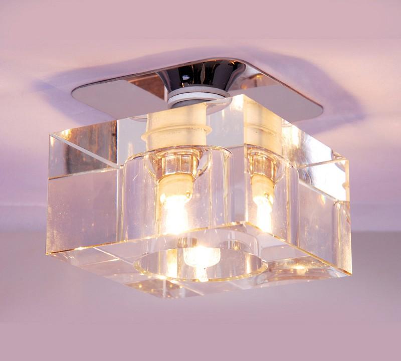 Встраиваемый светильник Brilliant A8018PL-1CC mebelion.ru 520.000
