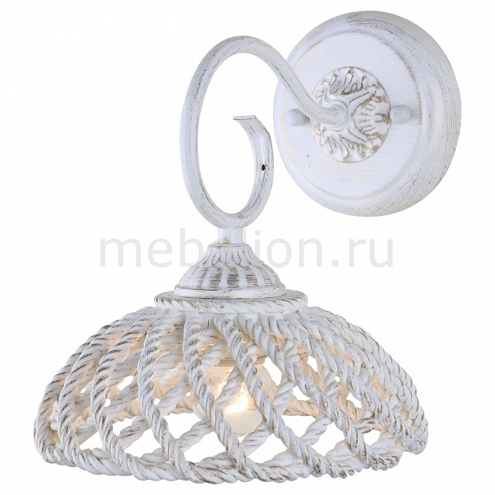Купить Бра Twisted A5358AP-1WG, Arte Lamp, Италия