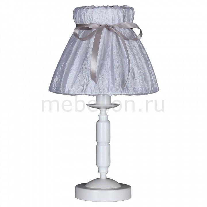 Настольная лампа Аврора декоративная Шебби 10127-1N настольная лампа шебби 10127 1n аврора 1181999