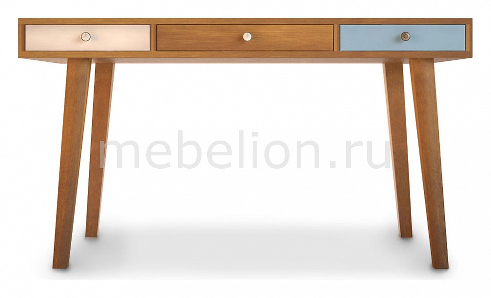 Стол письменный Этажерка Aquarelle Birch стол обеденный etagerca aquarelle birch re 21etg 2