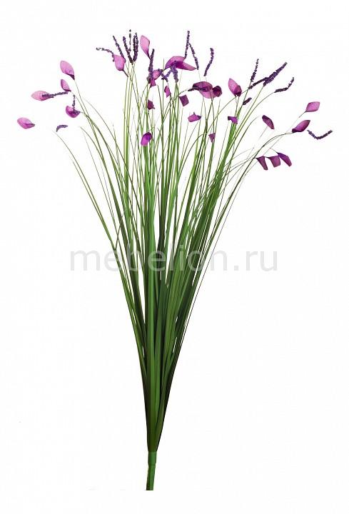 Зелень Garda Decor (70 см) Стебли травы с цветами 8J-12RB0001 растение в горшке garda decor 35 см гиацинт с луковицей 8j 10lk0038