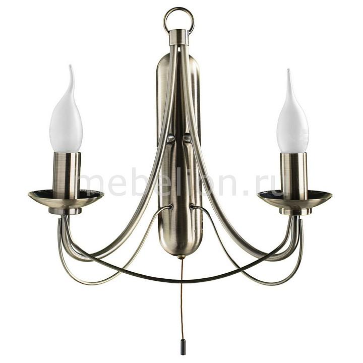 Бра Arte Lamp Maypole A6300AP-2AB