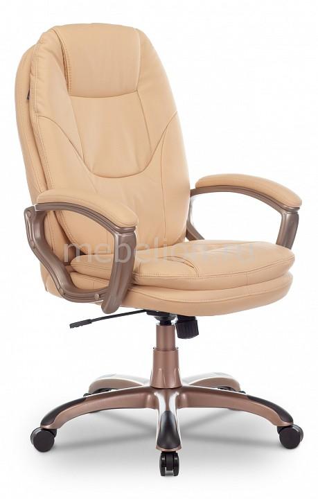 Кресло компьютерное CH-868AXSN бежевое mebelion.ru 6360.000