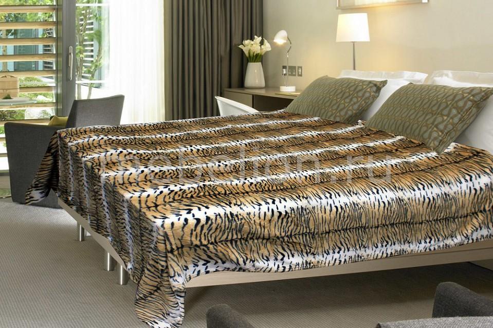 Плед TexRepublic (180х220 см) Шкура тигра полосами плед absolute плед erica 180х220 см