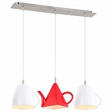 Подвесной светильник Arte Lamp A6605SP-3WH Cafeteria