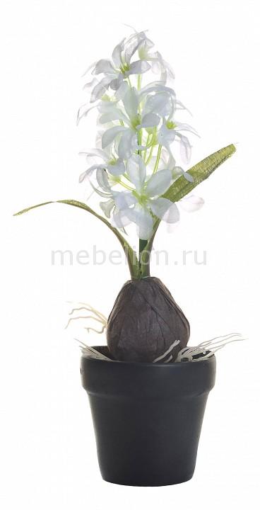 Растение в горшке Garda Decor (35 см) Гиацинт с луковицей 8J-10LK0038 букет garda decor 30 см маргаритки 8j 12ak0002
