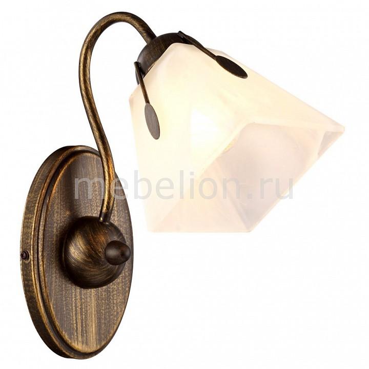 Бра Arte Lamp A9233AP-1BR Avanti