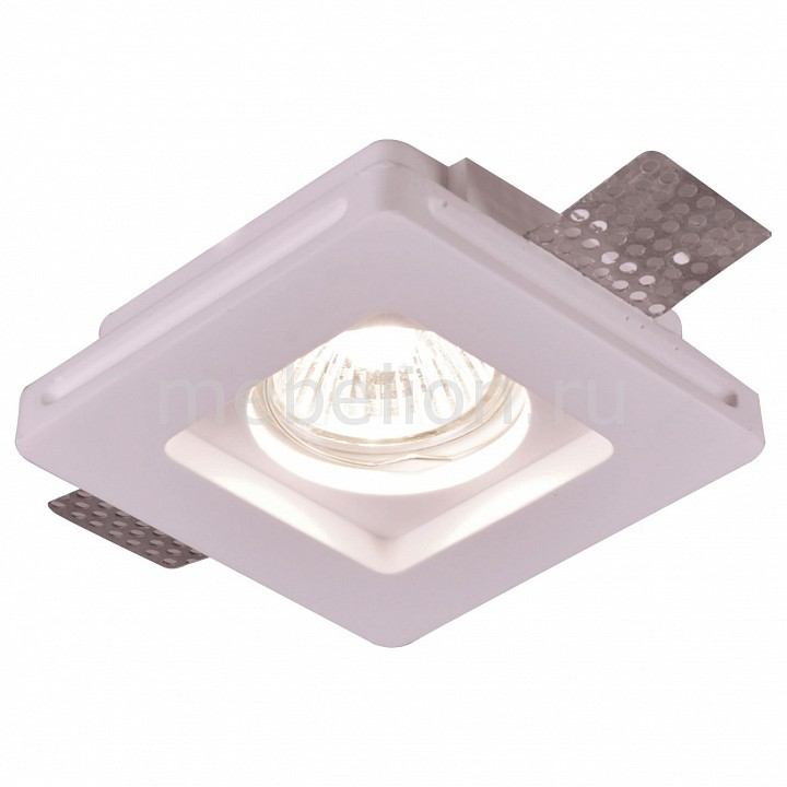 Встраиваемый светильник Arte Lamp A9214PL-1WH Invisible