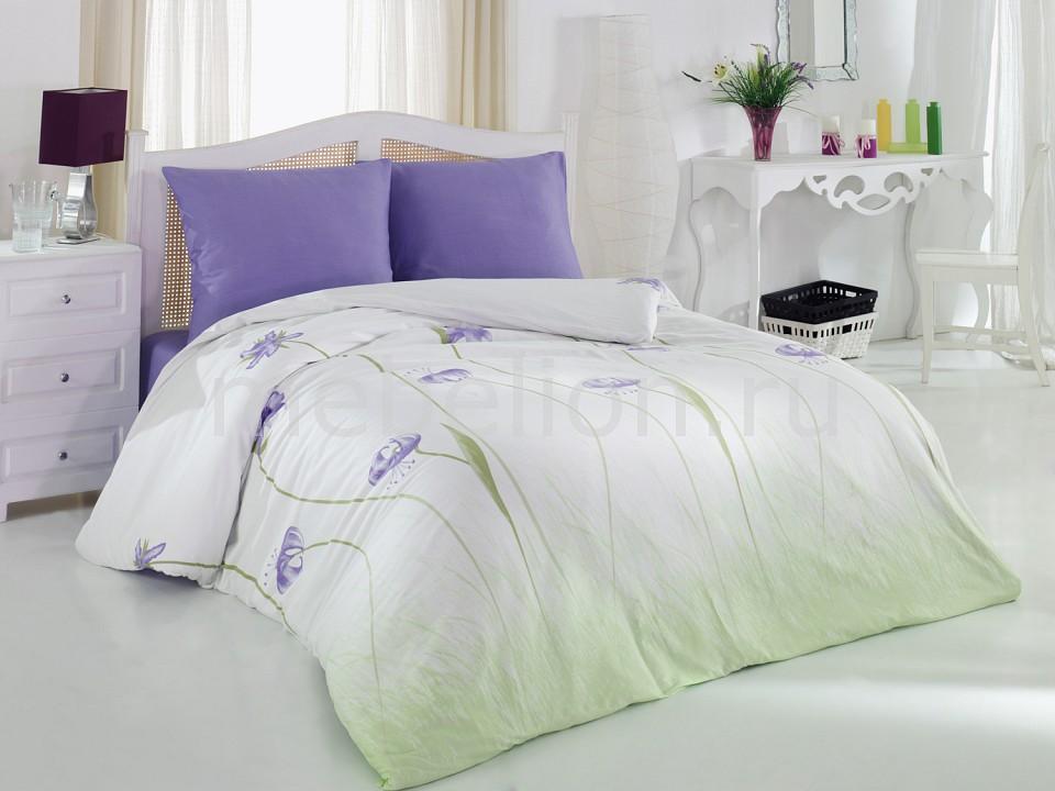Комплект двуспальный Тет-а-Тет Виола светло зеленый цв 019