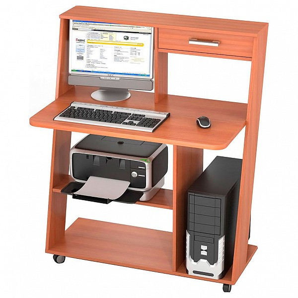 Стол компьютерный ТД Ная