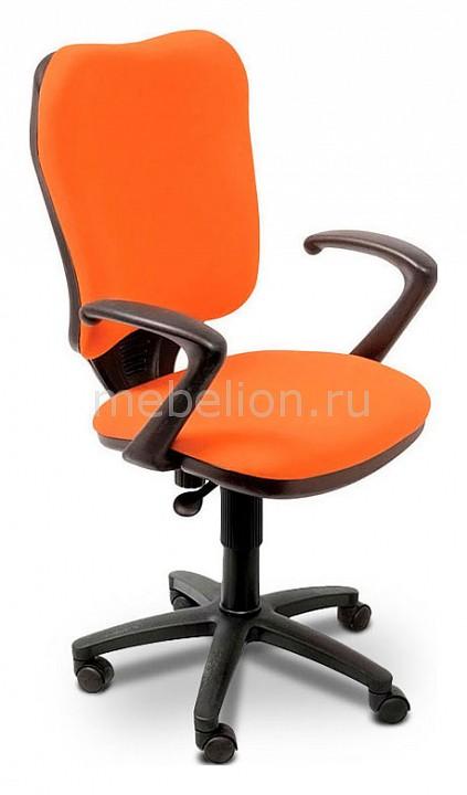 Кресло компьютерное Бюрократ Бюрократ CH-540AXSN оранжевое