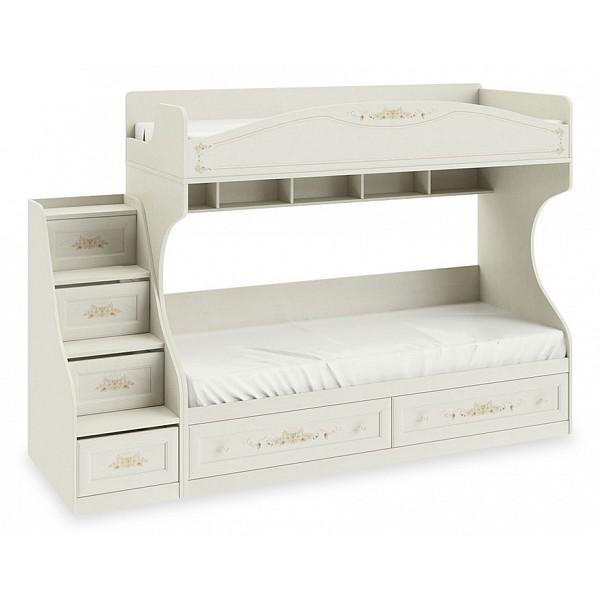 Кровать двухъярусная Мебель Трия