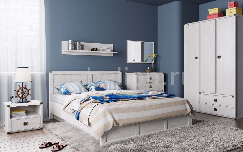 Гарнитур для спальни Magellan