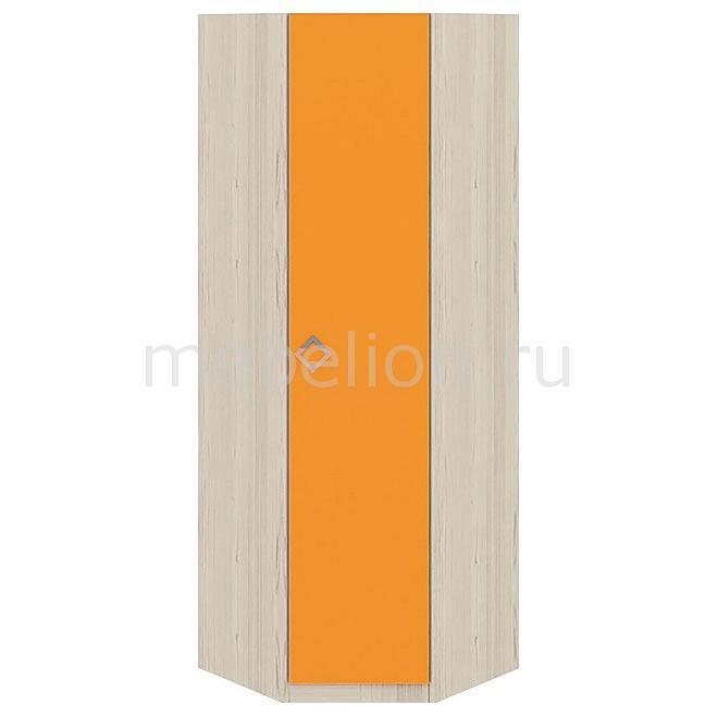 цены Шкаф платяной угловой Мебель Трия Аватар СМ-201.15.001 каттхилт/манго