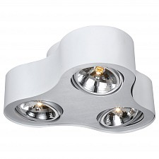 Накладной светильник Arte Lamp A5643PL-3WH Cliff
