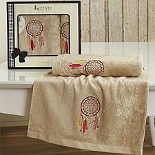 Набор из 2 полотенец для ванной PIUMA
