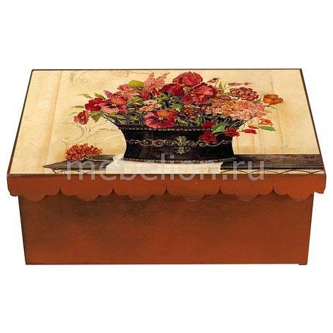 Шкатулка декоративная (26х18х13 см) Прованс 1826-12