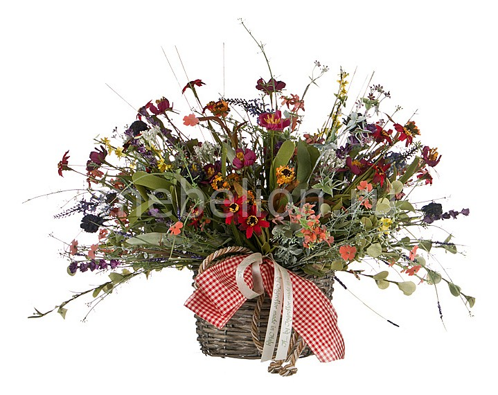 Растение в горшке АРТИ-М (50х40 см) 309-518 статуэтка арти м 37 см дама 50 029
