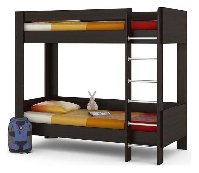Кровать двухъярусная MOBI Ника 438 М детская кровать mobi ника 424 кровать